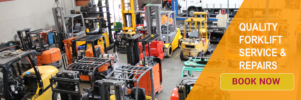 Central Forklift Group Forklift Repairs