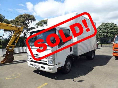 Isuzu NPR250 Truck for Sale