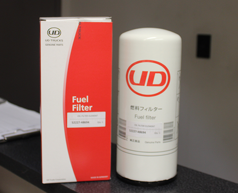 UD Truck Oil Filter