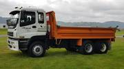 2005 Isuzu CXZ400 6X4 HEAVY DUTY TIPPER