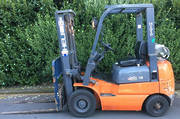2007 Heli CPQD18 used forklift