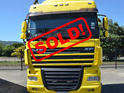 DAF XF 6X4 105 510HP TRACTOR UNIT 2010
