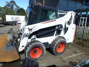 Bobcat S590 WHEELED SKID STEER 4X4 2015