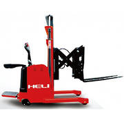 HIRE ELECTRIC REACH STACKER