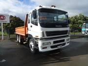 Isuzu CXZ400 6X4 BATHTUB TIPPER 2004