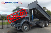 Mercedes-Benz 2534 6X4 TIPPER 1996