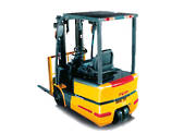 TCM Electric 3-wheel Forklifts