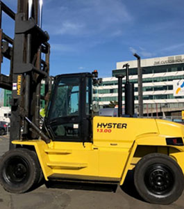 H31-Hyster  forklift for Hire