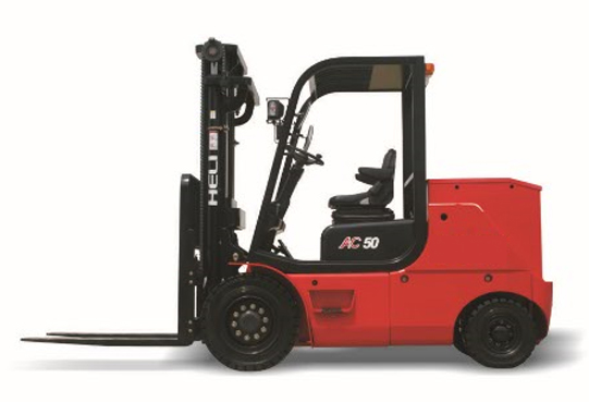 CPD40-50 heli electric forklift