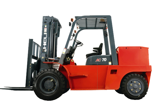 CPD60-70 electric forklift