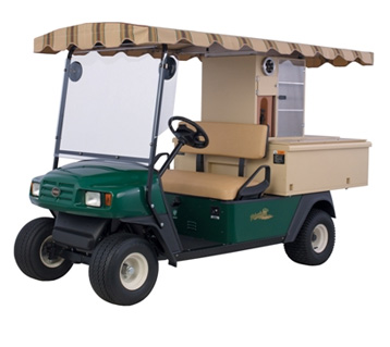 EZGO Glub car Golf carts