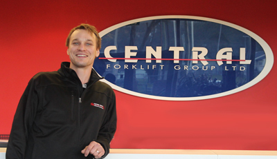 Phil Gates - Service Manager -Central Group