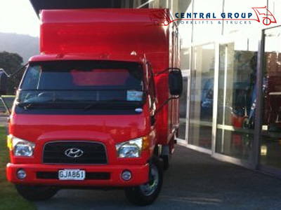 Hyundai Trucks Wellington
