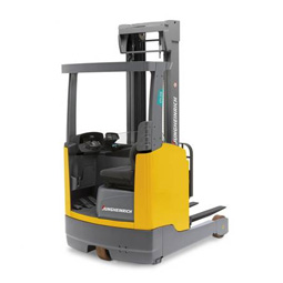 Jungheinrich Electric reach truck