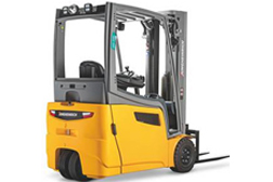Jungheinrich forklifts dealers Central Group