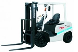 TCM Diesel Forklift dealers Central Group