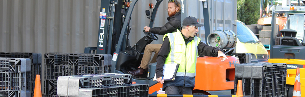 Forklift Operator Certification And F Endorsement Courses Nz