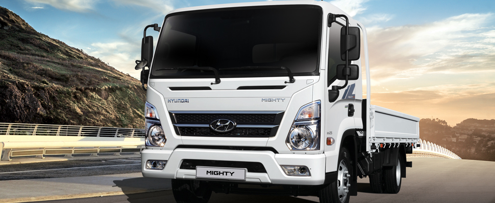 Central Group - Hyundai truck dealer. Sales and Service.