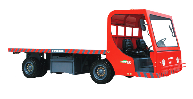 4-tow tractor BD150-300-large
