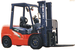 Hire Forklift CPCD10-35