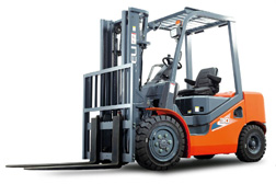 Hire forklift CPCD20-35