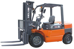 Hire forklift CPCD40-50