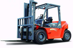 Hire forklift CPCD50-100