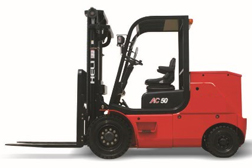Hire forklift CPD40-50 small