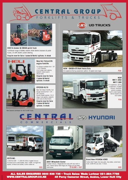 Trucks for sale March 2014