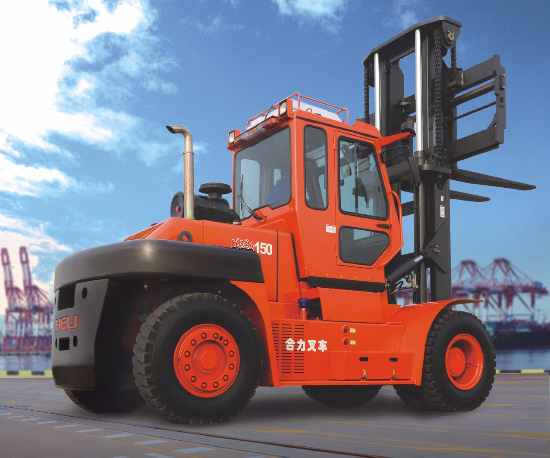 Heavy duty container handlers forklift